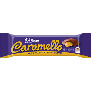 Cadbury Bar Caramello - Sweets and Geeks