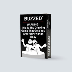 Buzzed - Sweets and Geeks