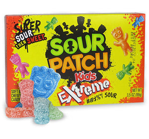 SOUR PATCH KIDS EXTREME THEATER BOX - Sweets and Geeks