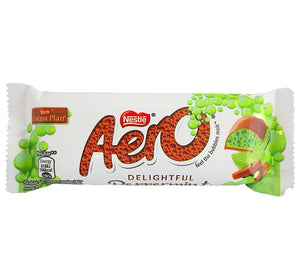 Nestle Aero Peppermint 1.26OZ Chocolate Candy Bar - Sweets and Geeks