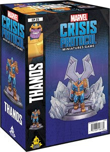 Marvel Crisis Protocol: Thanos Character Pack - Sweets and Geeks