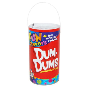 Dum Dums Paint Can - Sweets and Geeks