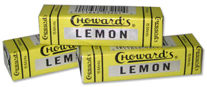C. HOWARDS LEMON MINTS - Sweets and Geeks