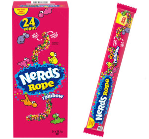 NERDS ROPE RAINBOW - Sweets and Geeks
