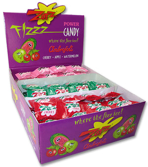 Zotz Strings - Cherry Apple Watermelon - Sweets and Geeks