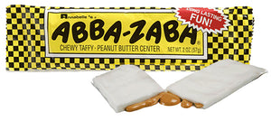 Abba-Zaba Bars - Sweets and Geeks