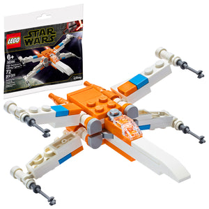 Star Wars Poe Dameron's X-wing Fighter - Sweets and Geeks