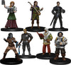 Dungeons & Dragons Fantasy Miniatures: Icons of the Realms The Yawning Portal Inn - Friendly Faces Pack (Preorder) - Sweets and Geeks