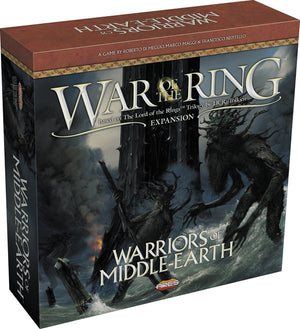 War of The Ring: Warriors of Middle-Earth Expansion - Sweets and Geeks
