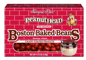 BOSTON BAKED BEANS THEATER BOX - Sweets and Geeks