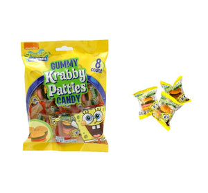 SPONGEBOB KRABBY PATTIES PEG BAG - Sweets and Geeks