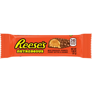 Reese's Nutrageous Bar 1.66 OZ - Sweets and Geeks