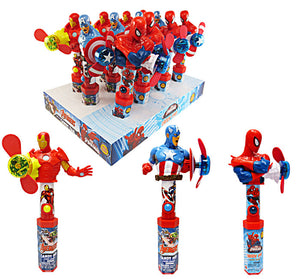 MARVEL AVENGERS ASSORTED CHARACTER FAN - Sweets and Geeks