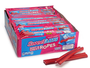 SWEETARTS ROPES CHERRY PUNCH - Sweets and Geeks