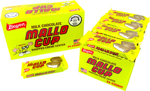 Boyer Mallo Cup Milk Chocolate 1.5 OZ - Sweets and Geeks