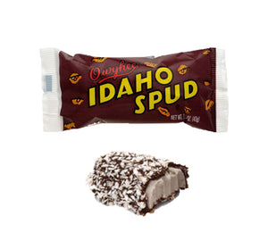 Idaho Spud Bar - Sweets and Geeks