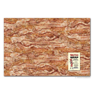 BACON GIFT WRAP - Sets of 2 - Sweets and Geeks