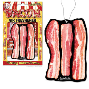 BACON DELUXE AIR FRESHENER - Sweets and Geeks