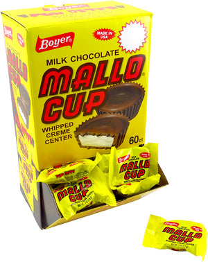 Boyer Mallo Cup Milk Chocolate Changemaker - Sweets and Geeks