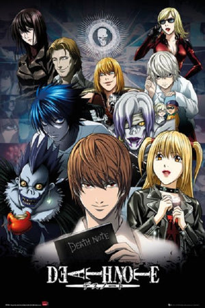 Death Note - New World - Sweets and Geeks
