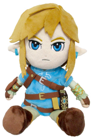 "Little Buddy The Legend of Zelda - Breath of the Wild - Link Plush, 11"" - Sweets and Geeks"