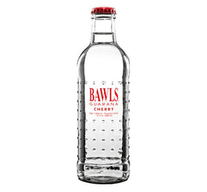 Bawls Cherry Guarana Soda - Sweets and Geeks