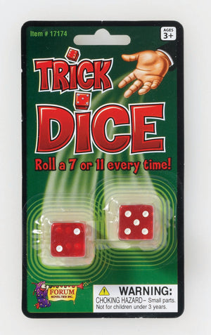 Tricky Dice - Sweets and Geeks