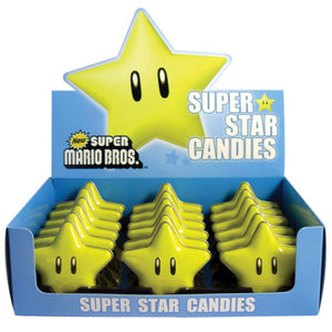 Super Star Candies - Sweets and Geeks
