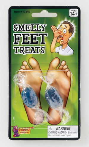 Smelly Feet Treats - Sweets and Geeks