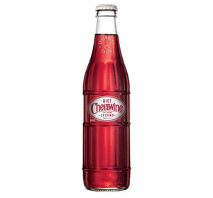 Diet Cheerwine Soda - Sweets and Geeks