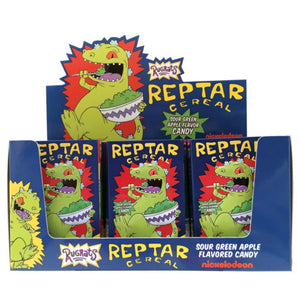 Reptar Cereal Box - Sweets and Geeks