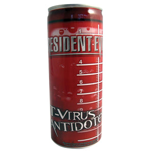 Resident Evil T-Virus Antidote Energy Drink - Sweets and Geeks