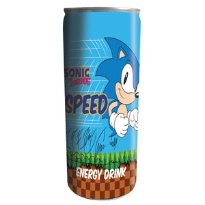 Sonic the Hedgehog Speed Energy Drink - Sweets and Geeks
