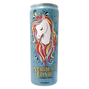 Magical Unicorn Elixir Energy Drinks - Sweets and Geeks