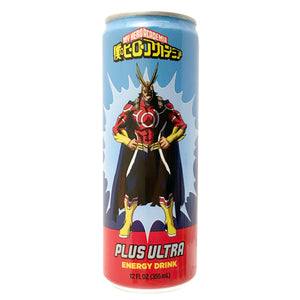 Plus Ultra Energy Drink - Sweets and Geeks