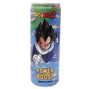 DBZ Power Boost Energy Drink - Sweets and Geeks