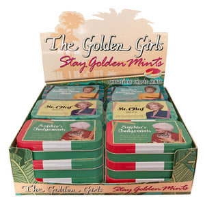 Golden Girls Stay Golden Mints - Sweets and Geeks