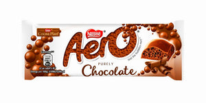 Nestle Aero 1.26OZ Chocolate Candy Bar - Sweets and Geeks