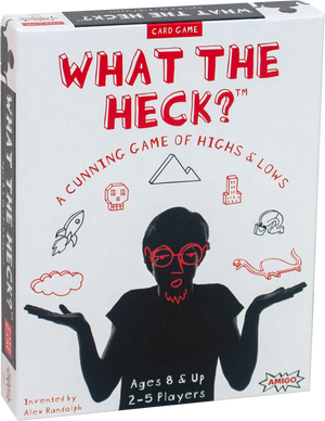 What the Heck? - Sweets and Geeks