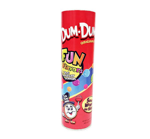 "Dum Dums 9"" Tubes - Sweets and Geeks"