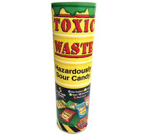 "Toxic Waste 9"" Tubes - Sweets and Geeks"