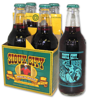 SIOUX CITY - BIRCH BEER - Sweets and Geeks