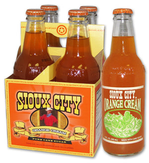 SIOUX CITY - ORANGE CREAM SODA - Sweets and Geeks