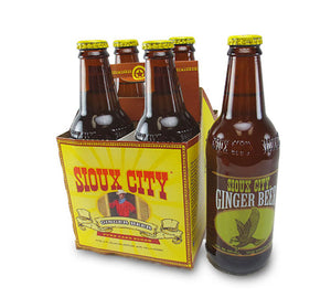 SIOUX CITY - GINGER BEER - Sweets and Geeks