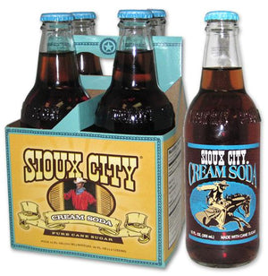 Sioux City Cream Soda - Sweets and Geeks