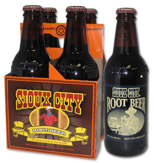 Sioux City Root Beer Soda - Sweets and Geeks