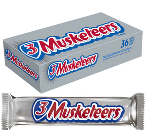 3 MUSKETEERS BAR - Sweets and Geeks