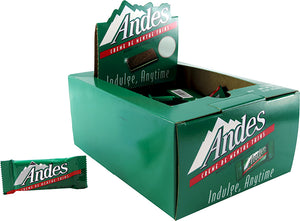 ANDES CREME DE MENTHE CHANGEMAKER - Sweets and Geeks
