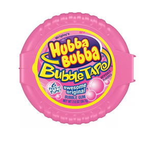 HUBBA BUBBA BUBBLE TAPE - ORIGINAL - Sweets and Geeks