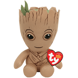 "Ty Marvel - Groot 8"" - Sweets and Geeks"